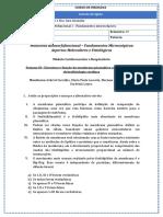 (MÓDULO CARDIO) ESTUDO DIRIGIDO_ASPECTOS MOLECULARES E FISIOLÓGICOS_SEMANA 1