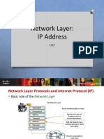7. Network Layer (IP Address)