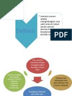 Balans Anestesi, Anestesi Umum, Monitoring Anestesi