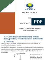 Circuitos Eléctricos I. Tema I.7