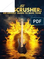 Basscrusher - An Unholy Guide To Bass Tone