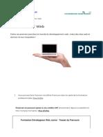 Developpeur Web