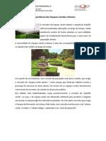 Equipamentos Culturais e Espaços Verdes