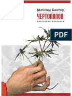 Кантор ЧЕРТОПОЛОХ