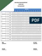 JADWAL PENGAWAS PAS GENAP 2020-2021 khusus kelas 12