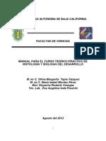 MANUAL Histologia y Embriologia