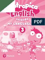 Poptropica English Islands My Language Kit 3