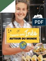 Cuisine avec Inès autour du monde - Inès Gauthier