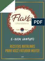 Receitas Natalinas - Flakes
