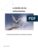 La rebelion de los antiesclavistas