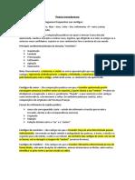 Resumos Exame Nacional de Português 12º ano