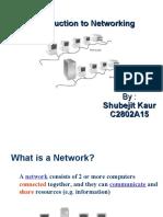 Networking shub
