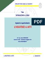 FIV_Lucidi Lez 06_Resistenze Al Moto [Modalità Compatibilità]