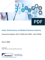 India_Medical-Device-Industry-Snapshot_Jan-Mar 2020
