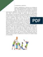 Articulo de Educacion Fisica Rossma