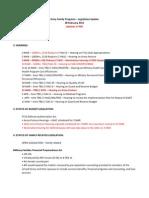 Legislative Update 022811