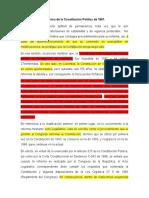 REFORMA DE LA CONSTITUCION N° 3
