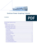 Evoscan Power Graphing