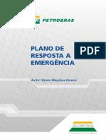 Plano de resposta  a emergência