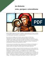 EXU e Santo Antonio