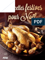 50 recettes festives pour Noel - OEuvre collective