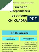 TP8 - PPT Chi cuadrado - Prueba de independencia de atributos