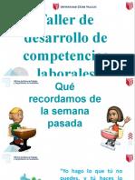 PPT  Trabajo en equipo  y  Trabajo bajo Presion (1)