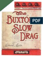 BUXTON SLOW DRAG Titel