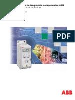 ACS150_ ABBcomponentdrives_Technicalcatalogue_REVB_PT
