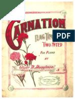CARNATION RAG Titel