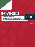 Covid 19 Isolamento Tempo Pandemia