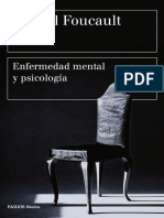 FOUCAULT-Enfermedad Mental y Personalidad
