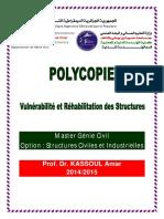 Master Génie Civil Option _ Structures Civiles et Industrielles. Prof. ا ر ا ا ا اط ا ا وزارة ا ا و ا. République Algérienne Démocratique et Populaire (1)