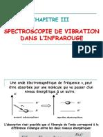 Spectroscopie IR  3