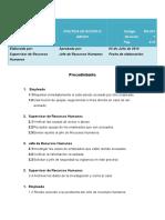 procedimientos_y_diagramas_de_flujo_Politicas_Bimbo