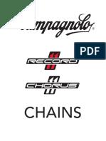 035 92 User Manual 11s Chain Campagnolo Rev00!04!2018