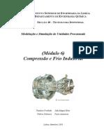 Compressores e Frio Industrial do ISEL