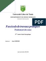 Fascicule TRAITEME
