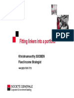[Societe Generale, Sooben] Fitting Linkers Into a Portfolio