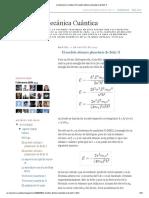 La Mecánica Cuántica_ El modelo atómico planetario de Bohr II