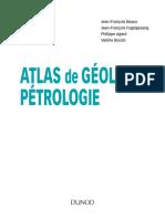 Atlas de Géologie _ Pétrologie BCPST 1re et 2e années