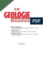 Memo Visuel de Geologie