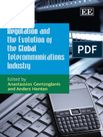 Regulation & The Evolution of The Global Telco Industries