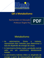 Noçoes de Metabolismo