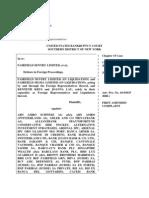 ABN AMRO Schweiz AG amended complaint (10-3635)