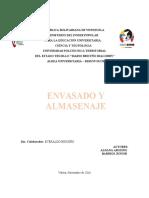 ENVASADO y ETIQUETADO JUNIOR ARGENIS