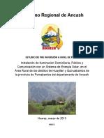 Perfil Electrificación Rural Huayllán y Quinuabamba, final