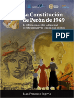 Segovia Lac Constitucion de Peron de 1949
