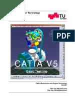 CATIA V5 Basic Training ENGLISH Craz 2009