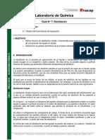 Guía 7-Destilación